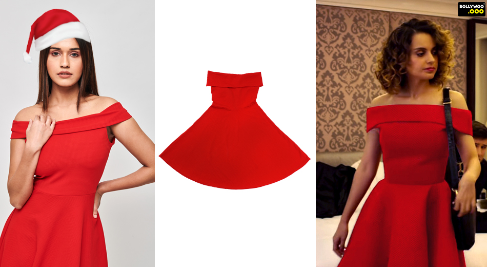 Kangna Ranaut's Red Dress